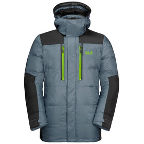Jack Wolfskin The Cook Parka Men, storm grey